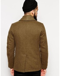 Fidelity Peacoat Made In Usa