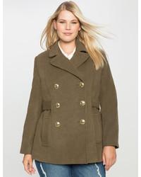 Preppy pea coat medium 847220