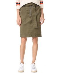 3.1 Phillip Lim Belted Utility Skirt