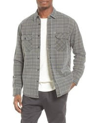 Young winner lined plaid flannel shirt medium 3693871