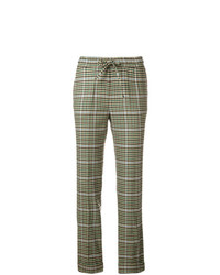 P.A.R.O.S.H. Plaid Trousers