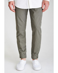 Polka dot joggers medium 193227