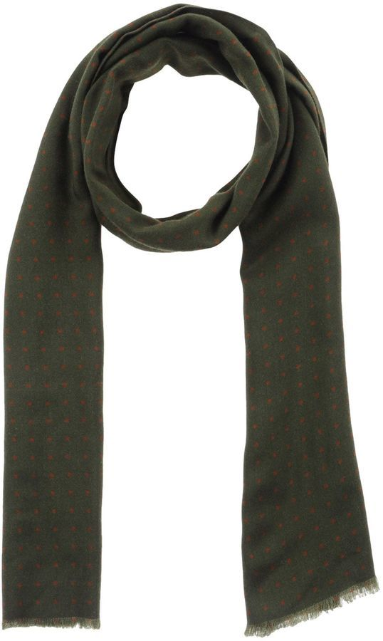 Mattabisch Oblong Scarves