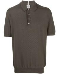 Paul Smith Short Sleeve Cotton Polo Shirt
