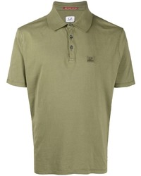 C.P. Company Short Sleeve Polo Shirt
