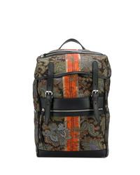 Etro Jacquard Backpack