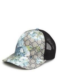 Gucci Canvas Printed Baseball Cap