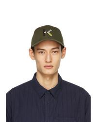 Kenzo Khaki Kampus Tiger Cap