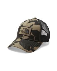 The North Face Print Mudder Trucker Hat