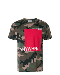 Valentino Anywhen Printed T Shirt