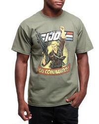 Commando Graf X Gallery Gi Joe I Go Tee