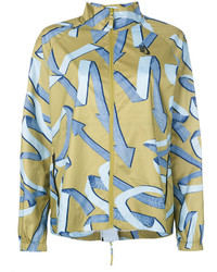 Nike Ribbon Print Jacket