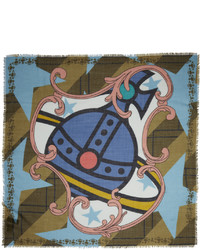Vivienne Westwood Multicolor Scarf