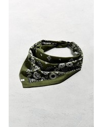 Urban Outfitters Uo Floral Paisley Bandana