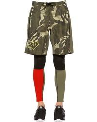 Reebok Crossfit Cordura Ripstop Shorts