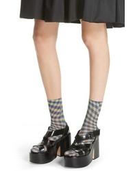 Molly Goddard Bojana Print Socks