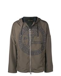 Versace Collection Medusa Logo Jacket