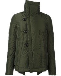 Dsquared2 Standing Collar Puffer Jacket