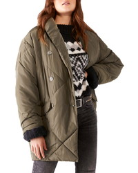 Free People Ella Puffer Coat