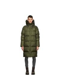 Mackage Green Down Elio Coat