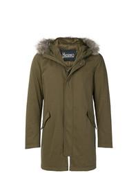 Herno Mid Length Padded Coat