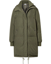All Access Oasis Hooded Shell Down Jacket