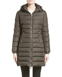 Orophin hooded down puffer coat medium 4951330