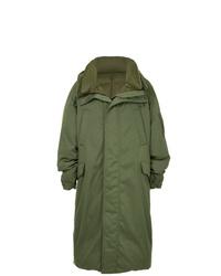 Juun.J Oversized Padded Coat
