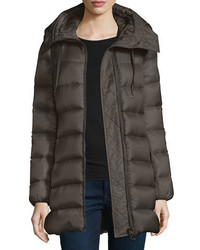 Suyen lightweight quilted puffer coat medium 3679865
