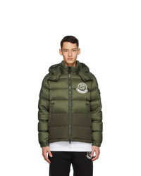 Moncler Genius 2 Moncler 1952 Green Undefeated Edition Down Arensky Jacket