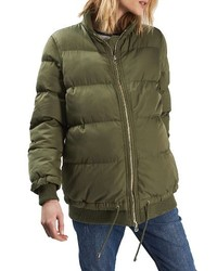Topshop Carter Maternity Puffer Jacket