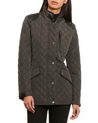 Lauren Ralph Lauren Faux Quilted Coat