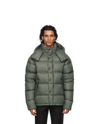 Kanuk Grey Down Misto Jacket