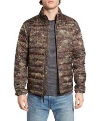 Woolrich John Rich Bros Camou Sundance Down Jacket