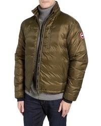Lodge slim fit packable windproof 750 down fill jacket medium 3750961