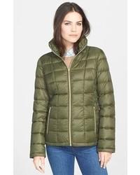 b15ac709cdf ... MICHAEL Michael Kors Michl Michl Kors Front Zip Hooded Down Jacket