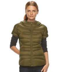 Neo I By Orobos Hooded Down Puffer Jacket