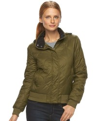 Neo I By Orobos Puffer Bomber Jacket