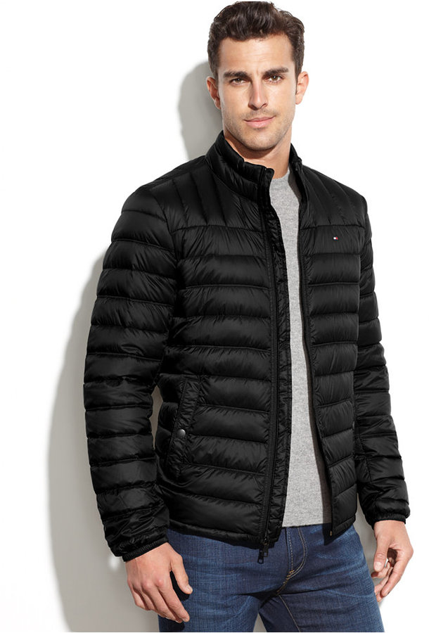 f9b52839f835 Tommy Hilfiger Quilted Packable Down Puffer