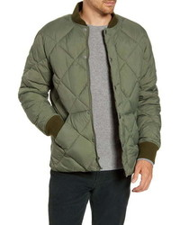 Madewell Quilted Puffer Jacket