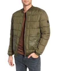 Quilted short jacket medium 8647447