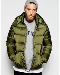 e51662694 Penfield Men's Olive Jackets from Asos | Men's Fashion | Lookastic.com