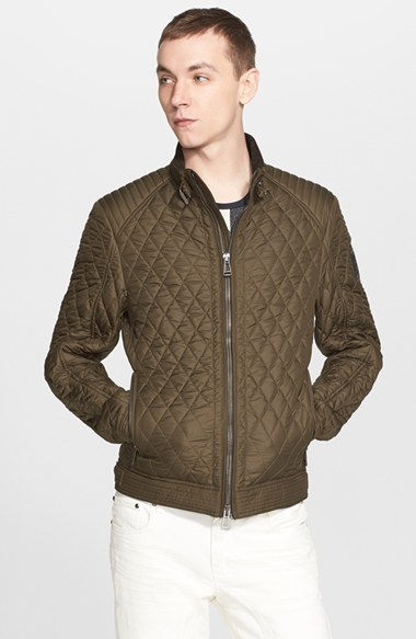 Belstaff Bramley Water Resistant Quilted Short Jacket | Where to ...