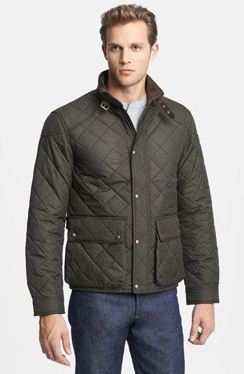 Polo Ralph Lauren Cadwell Quilted Bomber Jacket Where To Buy How