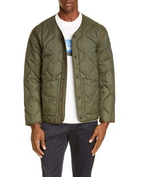 Closed Quilted Jacket