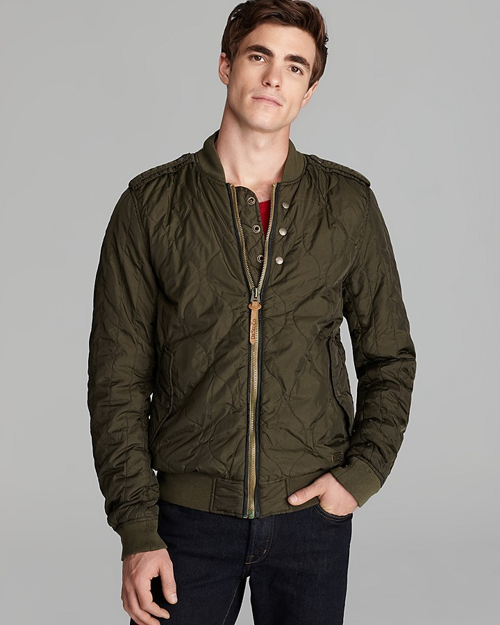 Diesel Wieter Quilted Jacket | Where to buy & how to wear : how to wear quilted jacket - Adamdwight.com