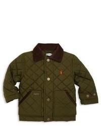 Ralph Lauren Babys Quilted Jacket