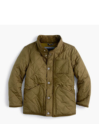 J.Crew Boys Sussex Quilted Jacket