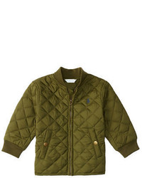 Ralph Lauren Childrenswear Baby Boys Diamond Quilted Jacket