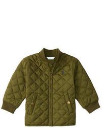 Ralph Lauren Childrenswear Baby Boys Diamond Quilted Jacket